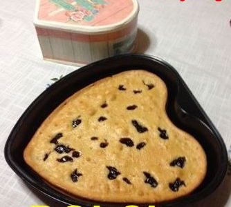 Torta con yogurt greco e marmellata Bimby