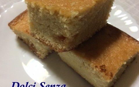 Torta senza burro con marmellata Bimby