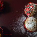 Muffins di panettone o pandoro