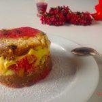 La zuppa inglese al panettone