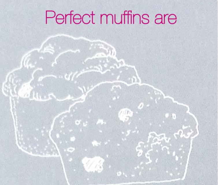I muffins son perfetti se...