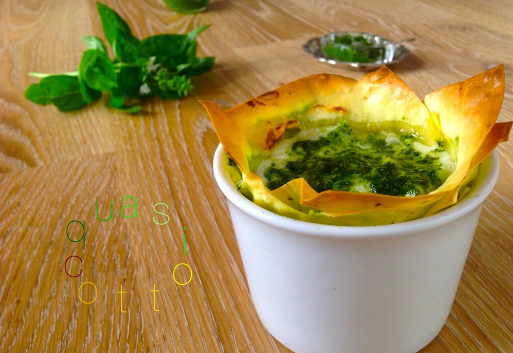 Lasagne al pesto di basilico con patate