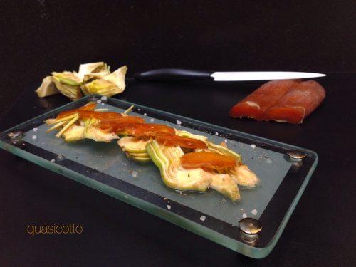 Carciofi e bottarga ricetta della tradizione sarda
