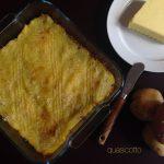 Lesso con patate in crosta