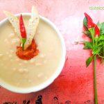 Zuppa piccante di fagioli del Purgatorio