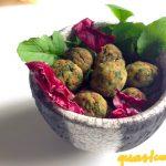 Crocchette di carne e spinaci
