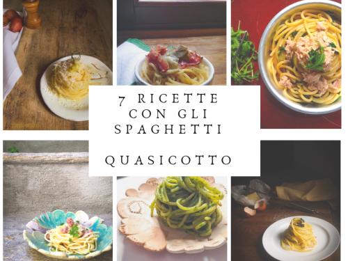 7 ricette con gli spaghetti