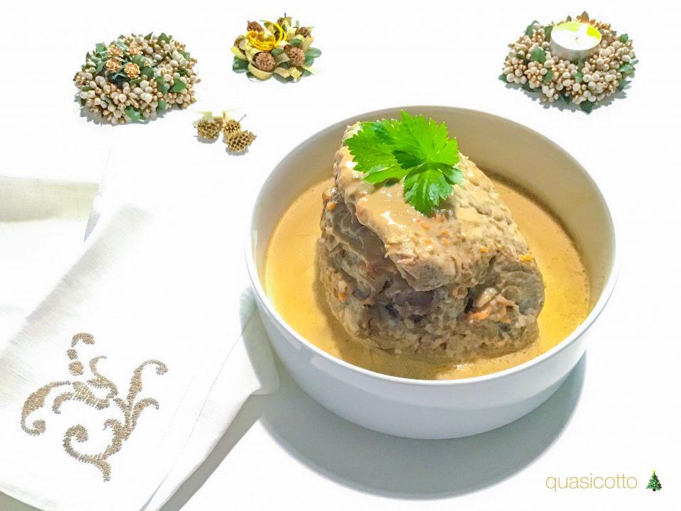 Manzo alla California ricetta tradizionale Lombarda