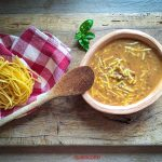 Pasta e lenticchie velocissima col Bimby