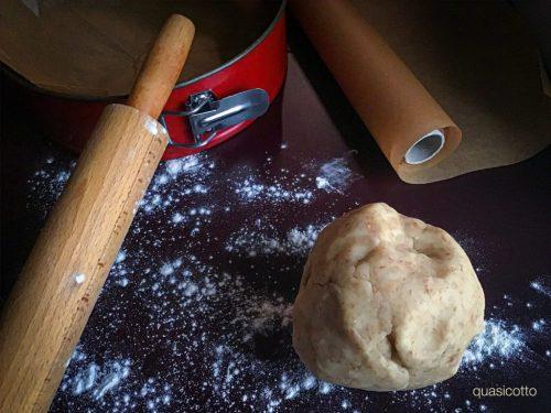 Pasta brisée semintegrale