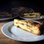 Torta pudding con pandoro o panettone