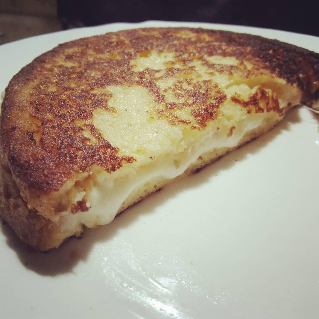 Mozzarella in carrozza cotta al forno in cocotte blog for Ricette mozzarella in carrozza al forno