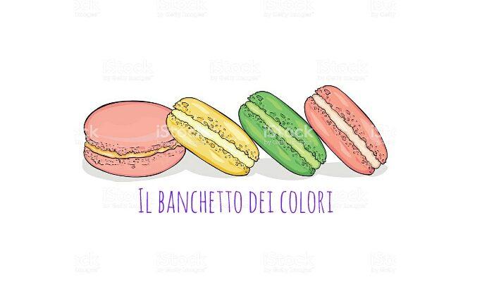 Il banchetto dei colori 🍉