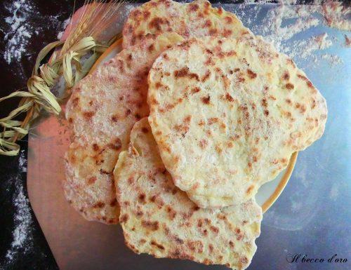 Naan: pane indiano facile e veloce