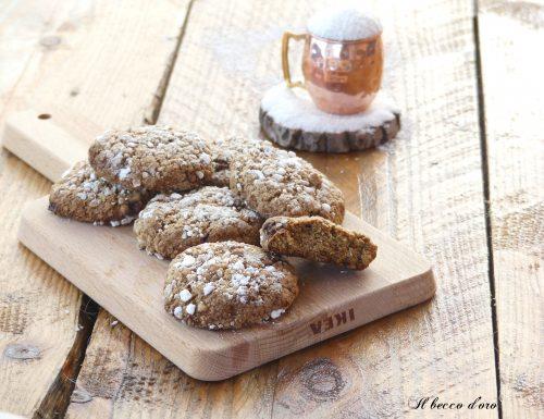 Biscotti morbidi al cocco senza uova