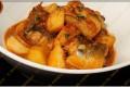 Capitone in umido con patate