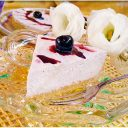 Torta fredda senza cottura con ricotta