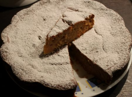 Torta alle patate dolci