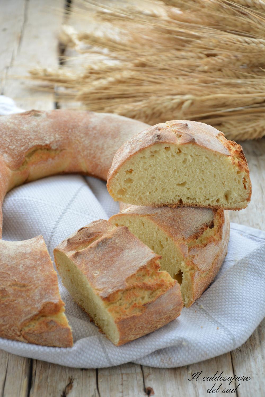 Cucciddatu pane siciliano di semola
