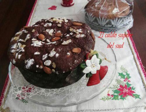 Panettone cioccolato e gianduia di Massari