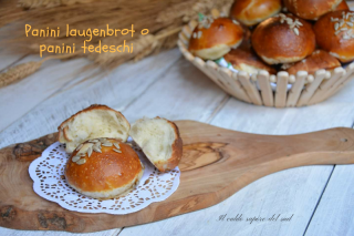 Panini laugenbrot o panini tedeschi