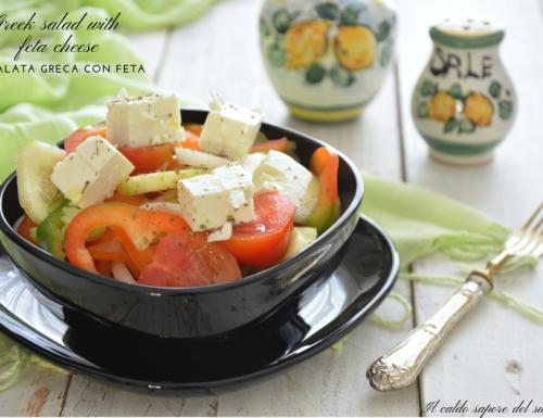 Insalata greca – Greek salad