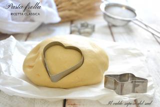 Pasta frolla ricetta classica