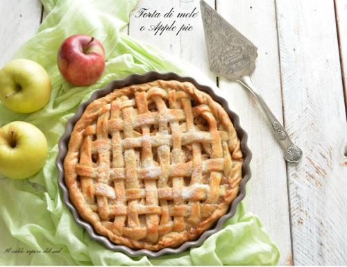 Torta di mele o Apple pie