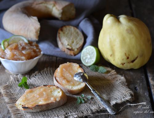 Confettura di mele cotogne ricetta della nonna