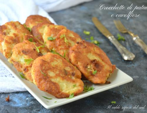 Crocchette di patate e cavolfiore ricetta infallibile