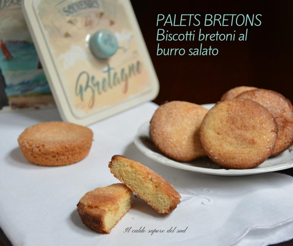 Palets Bretons Biscotti bretoni al burro salato