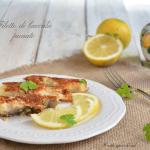 Filetto di baccalà panato ricetta facile