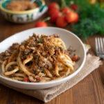 Pasta con le sarde e il finocchietto selvatico alla siciliana