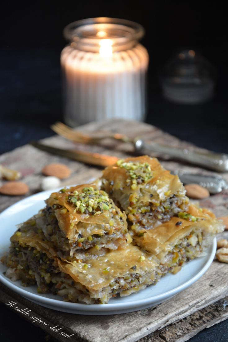 Baklava ricetta orientale