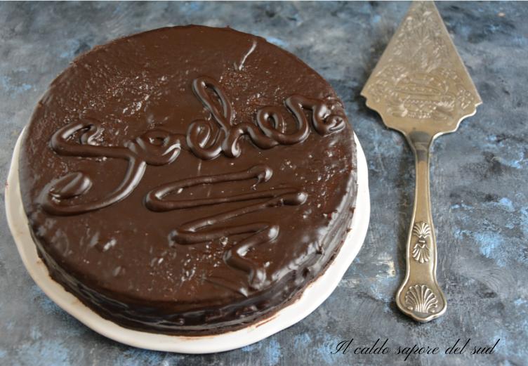 Sacher torte ricetta infallibile
