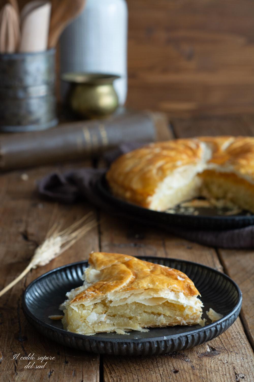 Galette de rois con pasta sfoglia e crema frangipane ricetta originale francese