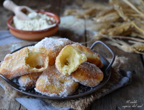 Frittelle di pane impasta semplici ricetta della nonna