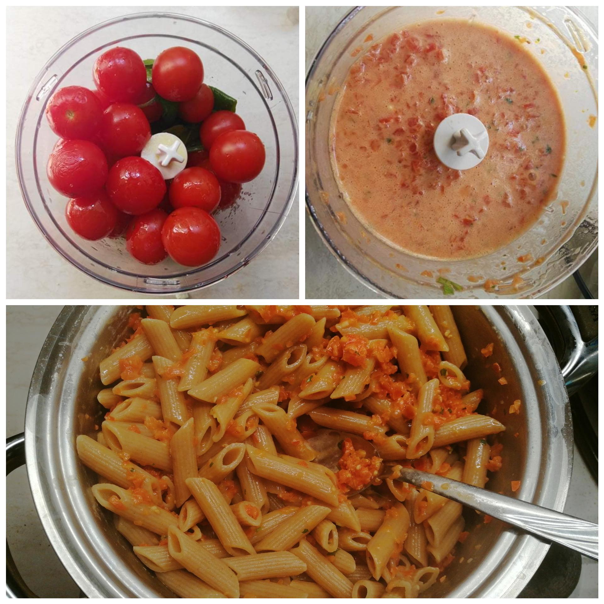 Condimento per pasta alla carrettiera siciliana