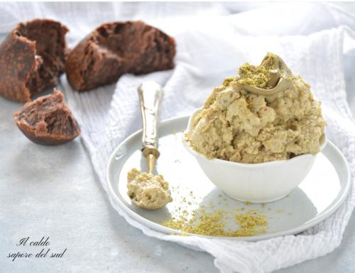 Granita siciliana al pistacchio senza gelatiera