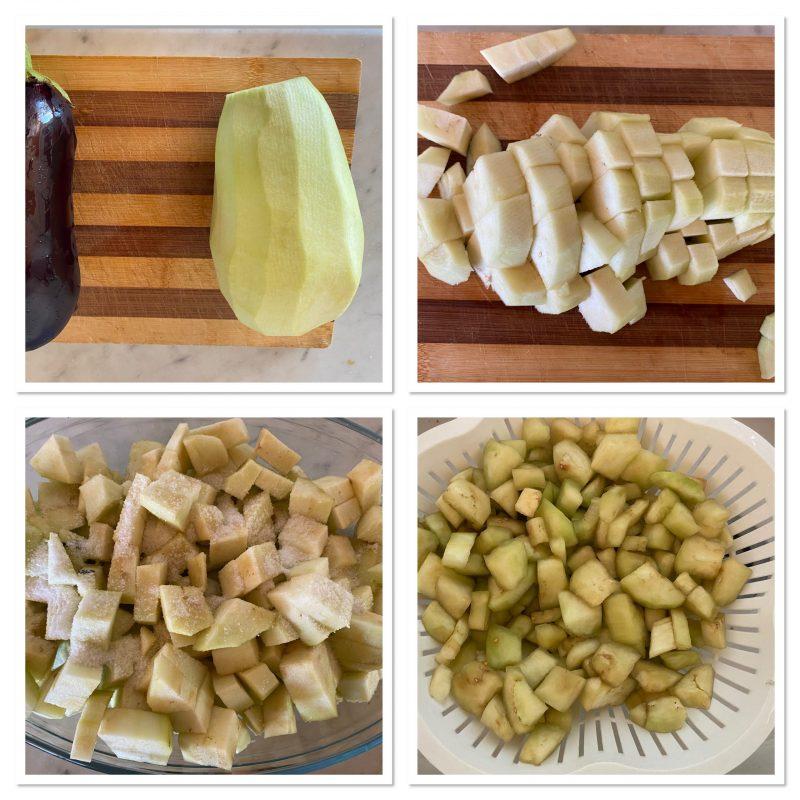 Pasta al tonno e melanzane cremosa e delicata