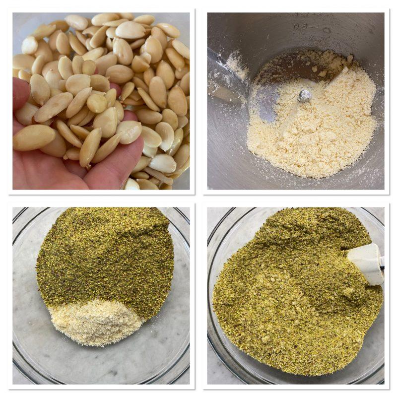 paste di pistacchio siciliane