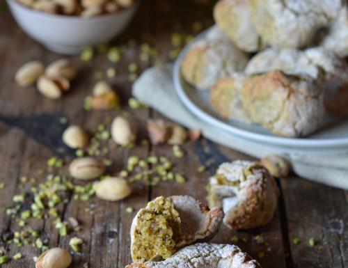Paste di pistacchio siciliane ricetta originale