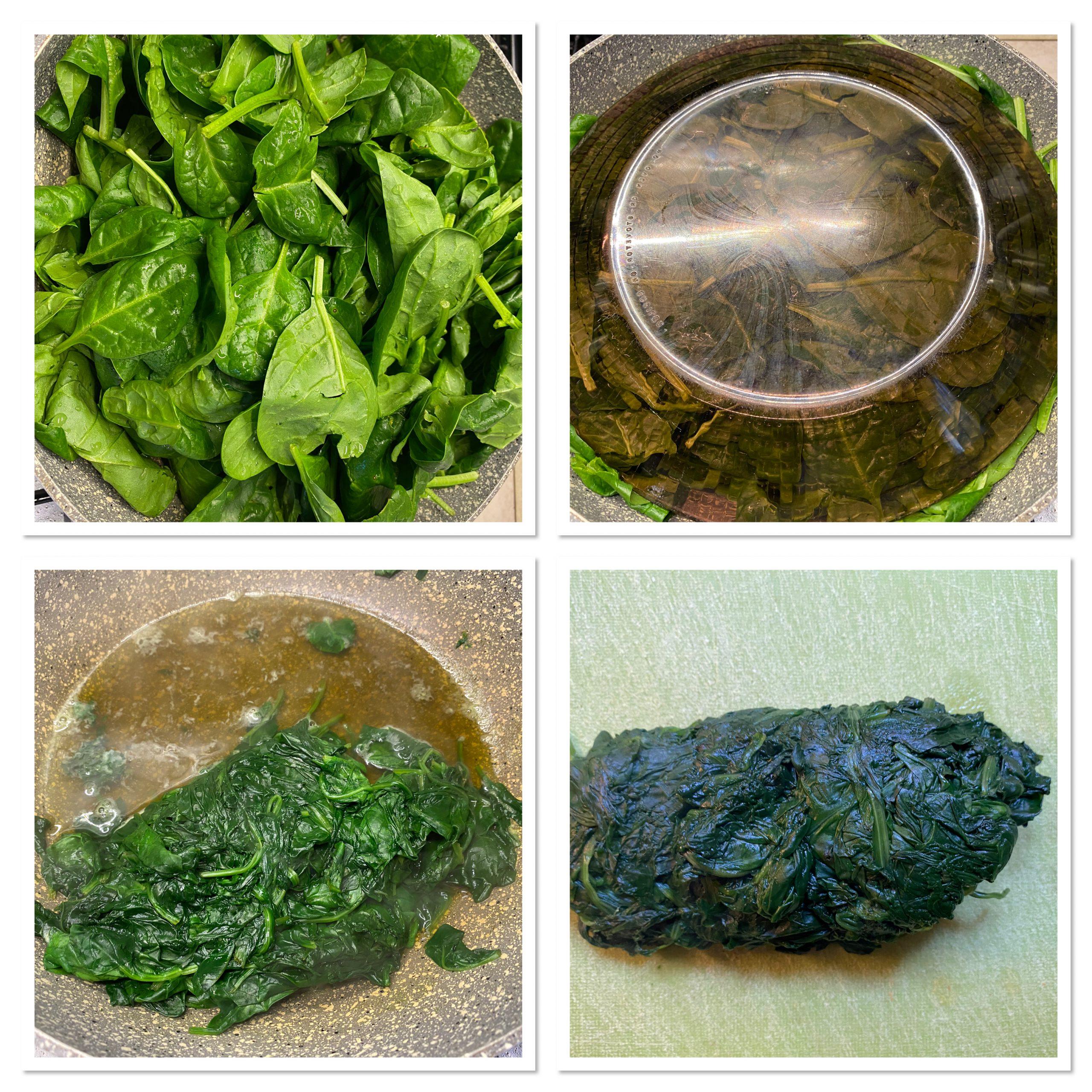 Gnocchi verdi di spinaci e patate...