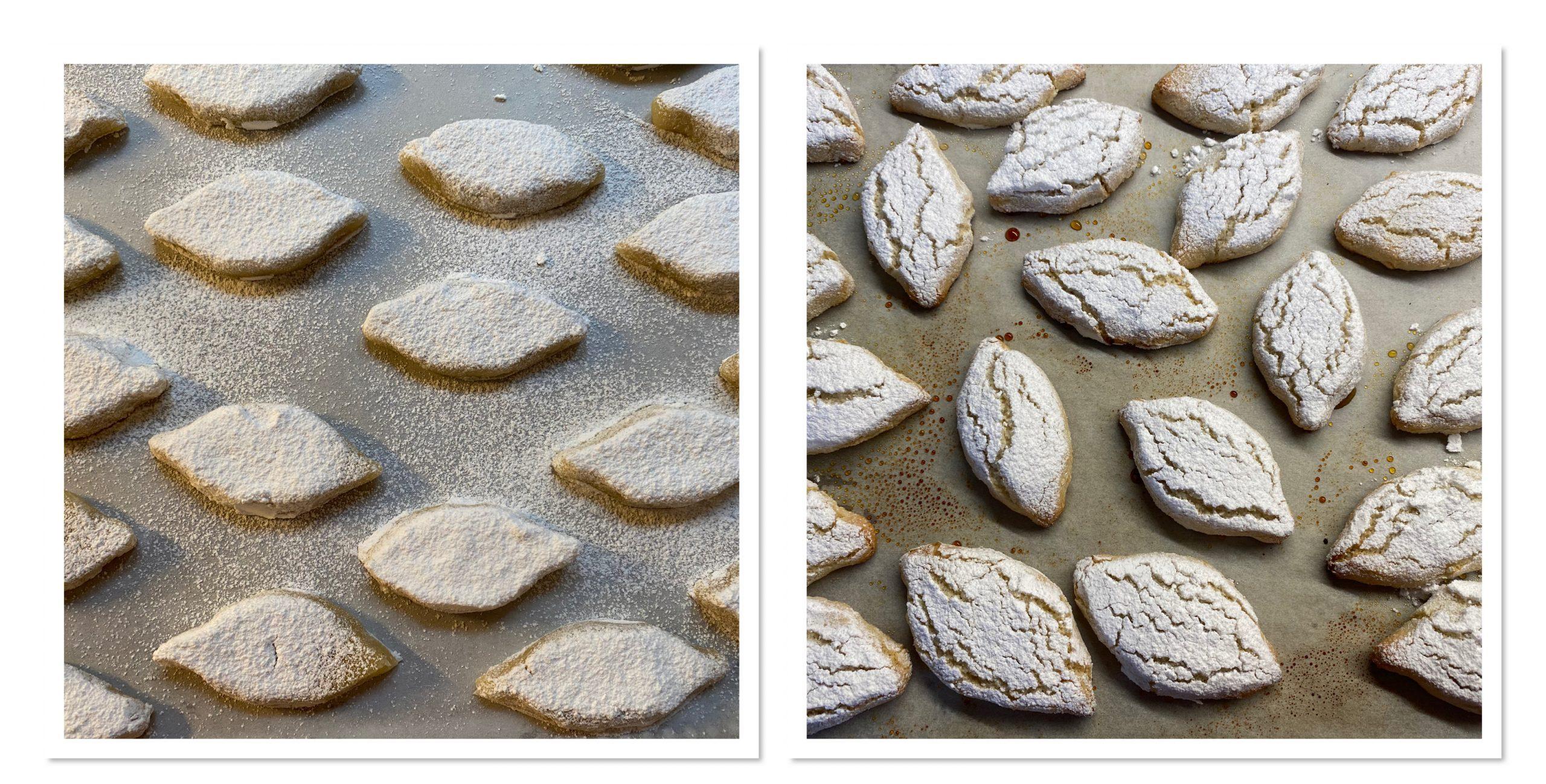 Ricciarelli di Siena, ricetta originale senza glutine