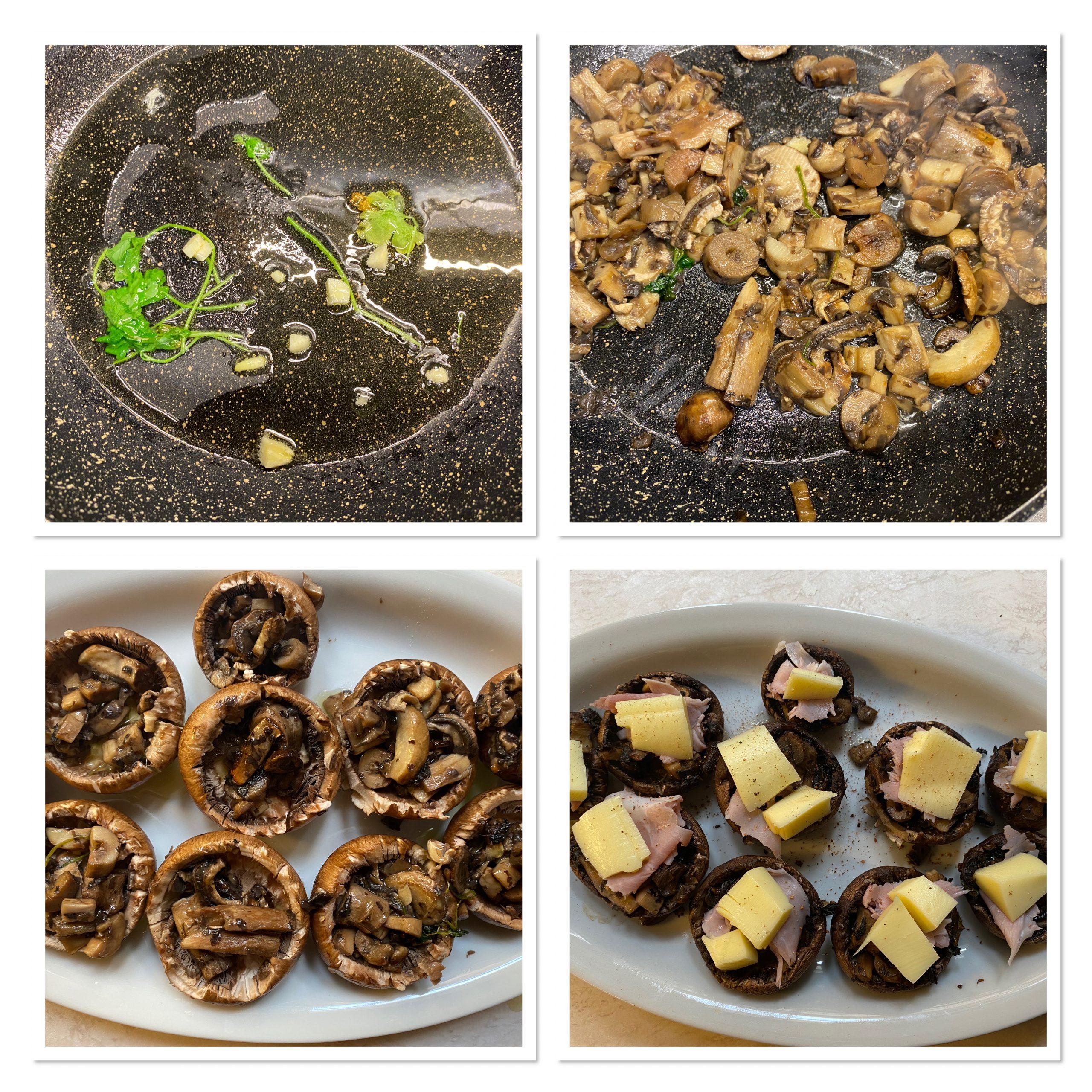 champignon al forno