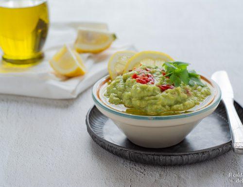 Salsa guacamole ricetta originale messicana
