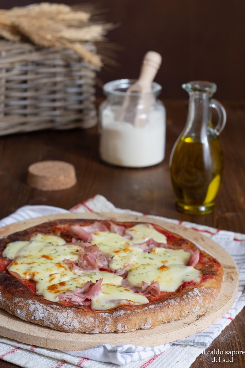 Come cuocere la pizza su la pietra refrattaria
