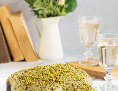 Colomba al pistacchio fatta in casa