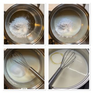 Biancomangiare ricetta della nonna originale