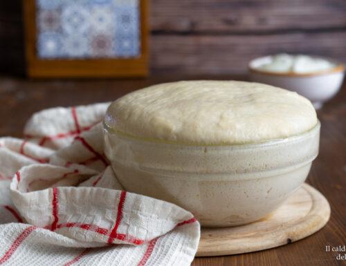 Pasta brioche allo yogurt senza uova sofficissima